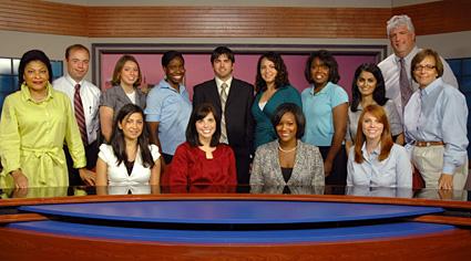 The TV Crew, Spring 2008